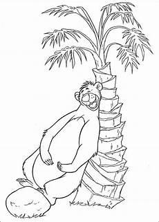 Dschungelbuch Ausmalbilder Gratis Dibujos Para Colorear El Libro De La Selva 1