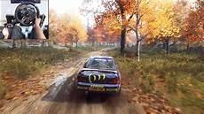 subaru impreza dirt rally 2 0 logitech g29 gameplay