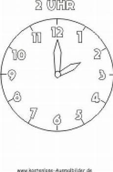 Malvorlagen Uhren Kostenlos Dibujo Para Colorear Reloj Diario Mural Mensual