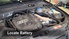 how does cars work 2002 audi s4 spare parts catalogs battery replacement 2000 2002 audi s4 2000 audi s4 2 7l v6 turbo