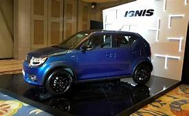 Maruti Suzuki Ignis With Projector Headlamps Bookings