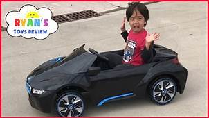 Power Wheels Ride On Cars For Kids BMW Battery Powered