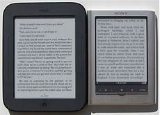 New Nook Vs Sony Reader Comparison Review The Ebook