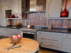 How To Do Backsplash In Kitchen Metal Backsplash Ideas Pictures Tips From Hgtv Hgtv