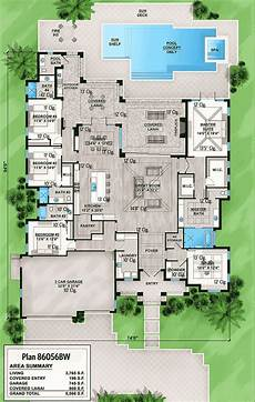 floridian house plans upscale florida house plan 86056bw architectural