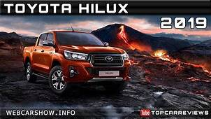 Toyota Hilux Price In India 2019  Cars Review
