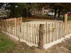 kastanje hek bouwmaterialen