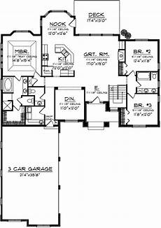 1 5 story craftsman house plans house plan 1020 00308 craftsman plan 2 065 square feet