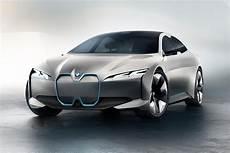 Bmw I Vision Dynamics Concept Is A 373 Mile Ev That S A