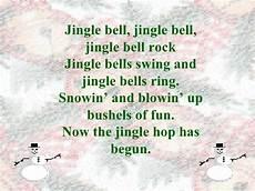 jingle bells swing and jingle bells ring carols