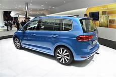 Vwvortex All New 2016 Volkswagen Touran Revealed