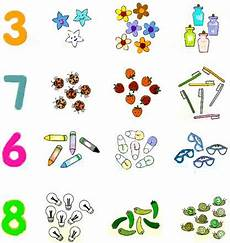 numbers up to 10 kindergarten math lesson plan math