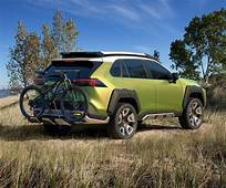 Toyota FT AC Concept The Rugged RAV4 Weve Always Wanted