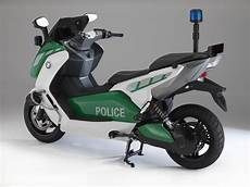 bmw shows spec c 600 scooter and more at milipol