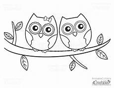 owls free printable coloring page printable