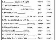 spelling worksheets year 2 22539 2nd grade spelling worksheets free printables education