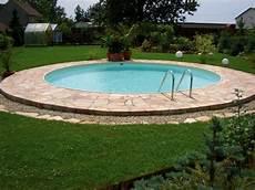 Swimmingpool Rund 1 50m Hoch Innenh 252 Lle 0 8mm Pool