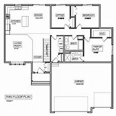 rambler house plans with basement home plans one room school parkview hills neighborhood