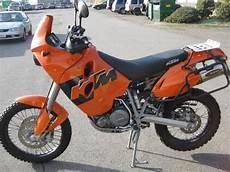 2007 Ktm 640 Adventure Moto Zombdrive
