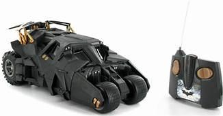 Batman The Dark Knight Batmobile RC Car