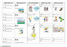 worksheets seasons and clothes 14754 months clothes activities interactive worksheet