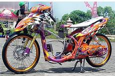 Modifikasi Mio Road Race by 50 Gambar Modifikasi Mio Drag Road Race Keren Modif Drag
