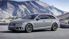 2019 Audi A4 Avant Revealed