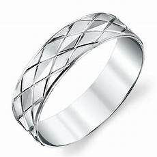 925 sterling silver mens wedding band ring size 8 9 10