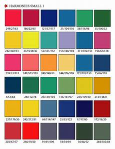 printable rgb color palette swatches my practical skills