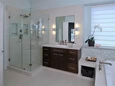 hgtv bathroom ideas spacious contemporary bathroom remodel carla aston hgtv