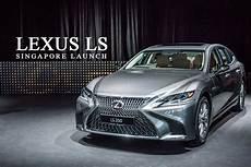 lexus ls singapore launch 9tro