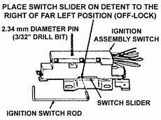 1994 Chevy Lumina Key Ignition 1994 Chevy Lumina Front