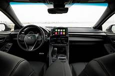 2019 toyota avalon interior review not a camry plus