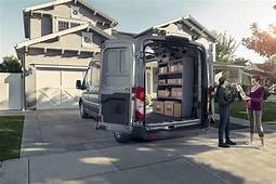2020 Ford Transit Crew Van Exterior Photos  CarBuzz