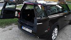 How To Open Rear Door At Mini Clubman Part 1