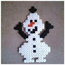 Gantungan Kunci Frozen Olav Set 2 disney eingefroren perler perlen set