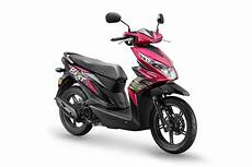 Modifikasi Honda Beat Injeksi 2018 by Warna Baru Honda Beat 2018 Malaysia Magenta Metallic