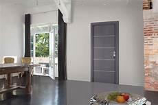 porte interieur grise types d ouverture d une porte int 233 rieure lysdesign fr