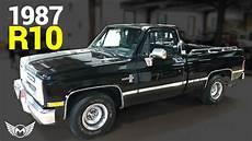 1987 chevrolet r10 fleetside bed silverado 1500 for
