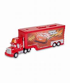 buy disney cars mack truck transporter at argos co uk