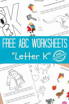 letter k worksheets for preschoolers 23695 letter k worksheets free printable letter k crafts printable activities for letter k