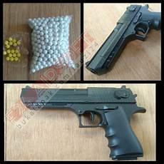 jual airsoft gun spring pistol desert eagle koleksi