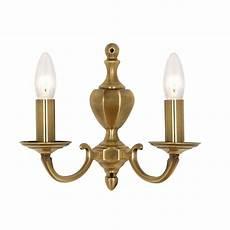 oaks lighting pedret 735 2ab brass double