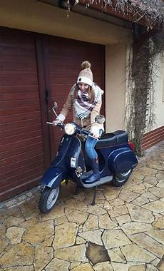 together my piaggio vespa pk 50 xl in