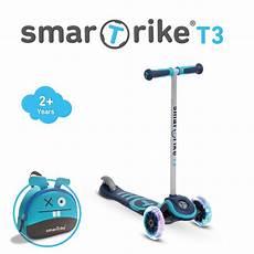smartrike scooter t3 roller ab 2 jahren bis 20 kilo black