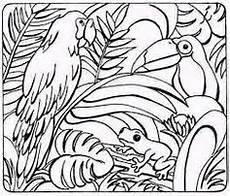 animals of the rainforest coloring pages 17165 rainforest animals rainforests and coloring pages on