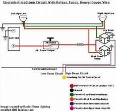 brighten your lights installing headlight relays jeepfan com