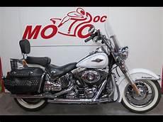 achat harley davidson harley davidson softail heritage classic achat vente reprise rachat moto d occasion motodoc