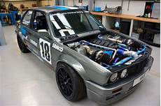 bmw e30 turbo bmw e30 with a turbo m60 engineswapdepot