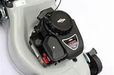 briggs stratton 450 series 148cc lawn king sg48r petrol lawnmower 48cm cut briggs powered